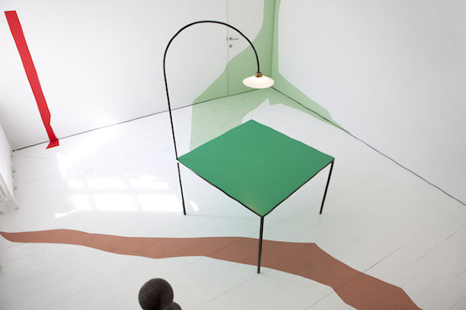 14 Furniture collection by Muller Van Severen in thisispaper.com