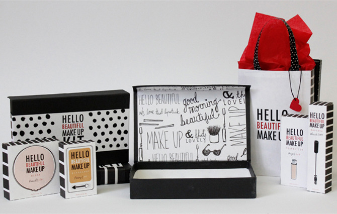 how to make packaging design