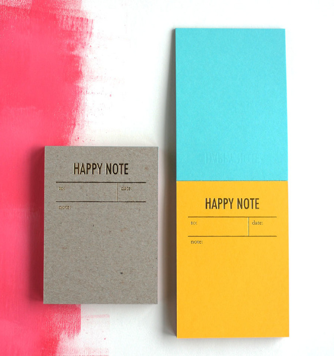 shop update  happy notepads