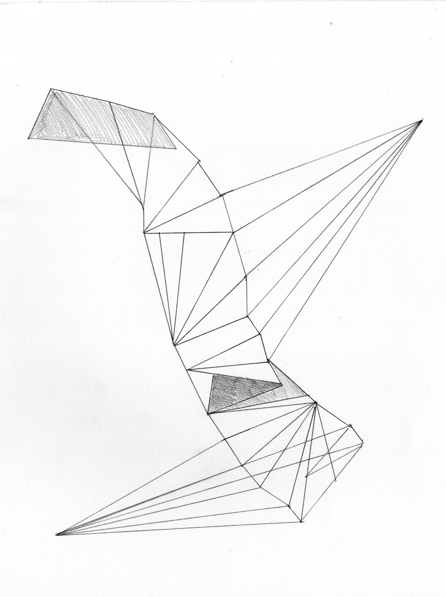 Body movement analysis christina cheng art design for Body movement drawing